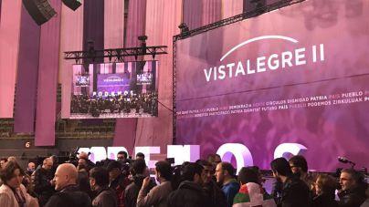 Iglesias y Errejón se disputan el liderazgo de Podemos