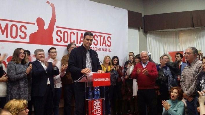 El exsecretario general del PSOE, Pedro Sánchez