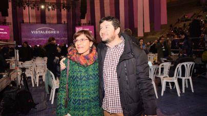 Jarabo pone a Podem como ejemplo de