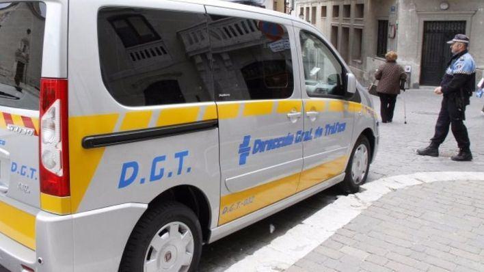 La DGT intensifica desde este lunes la vigilancia a camiones