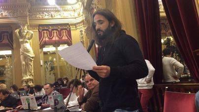 Baltasar Picornell, diputado de Podem