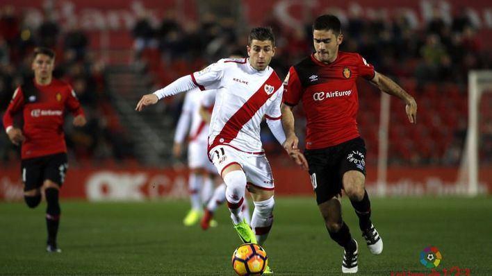 El Mallorca ha sido capaz de anotar dos goles en los primeros 20 minutos