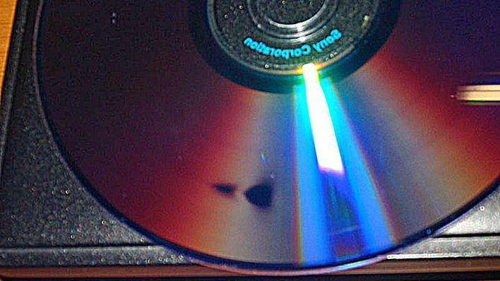 Todos los discos de música, películas y juegos se están deteriorando