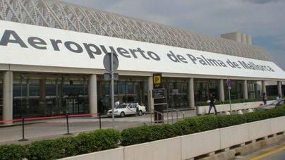 Son Sant Joan aumentó en enero un 4,7% el número de pasajeros