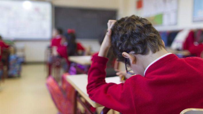 Los colegios de Balears expulsan a 18 alumnos cada día