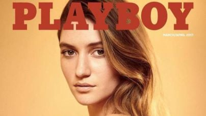 Playboy recupera los desnudos de sus portadas