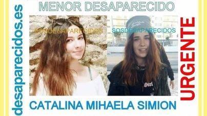 Aparece en buen estado la niña desaparecida en Eivissa