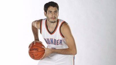 El mallorquín Álex Abrines jugará el partido de 'rookies' de la NBA