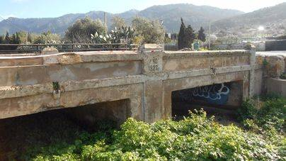 ARCA pide la restauración del 'pont dels Dos ulls' de Andratx