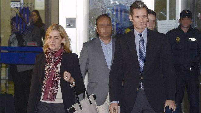 La sentencia de la infanta y Urdangarín se conocerá en pocas horas