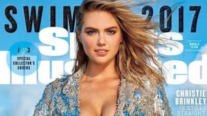 Kate Upton vuelve a ser portada de 'Sports Illustrated'
