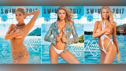 Kate Upton vuelve a ser portada de 'Sports Illustrated'