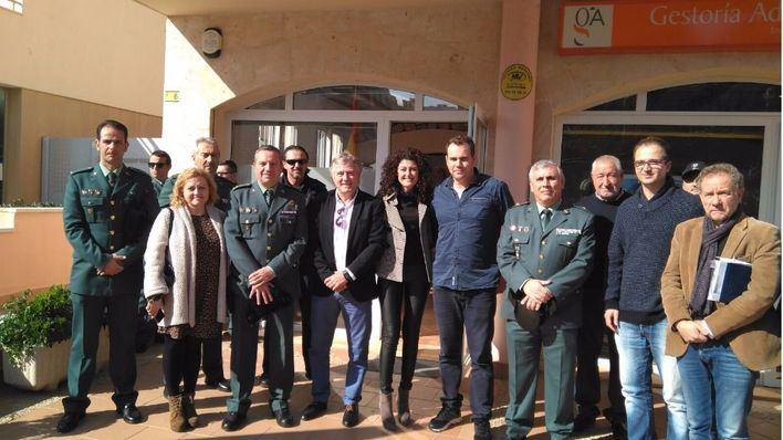La Guardia Civil estrena oficina en Cala Millor