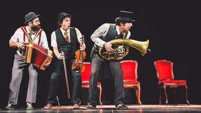 Los 'Rabinovich' actúan esta noche en Palma