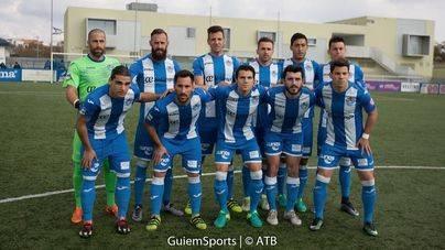 At. Balears y Llagostera empatan a cero goles en Son Malferit