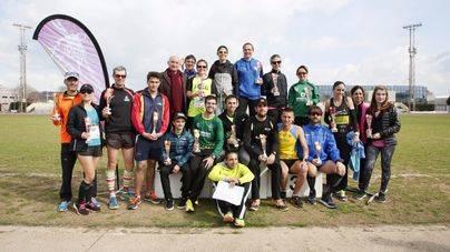Flórez y Torres vencen en el Campeonato de Marcha en Ruta