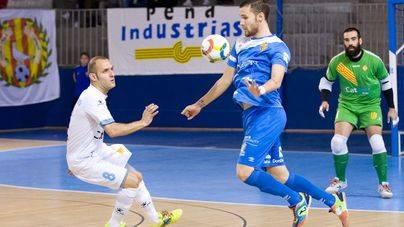 Sufrida victoria del Palma en Santa Coloma (1-2)