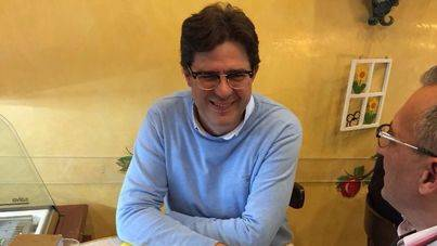 Jaume Bauçà en una reciente entrevista con mallorcaidario.com