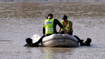 Los GEAS vuelven a buscar el cadáver de Marta del Castillo en el Guadalquivir