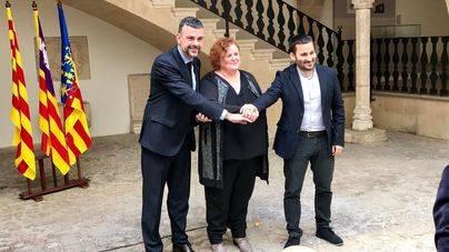 Los 3 consellers de Cultura