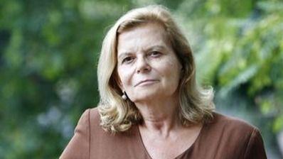 La escritora y académica Carme Riera, doctora honoris causa por la UIB