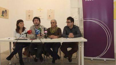 Un perito analiza el ordenador que demostraría el pucherazo en las primarias de Podem