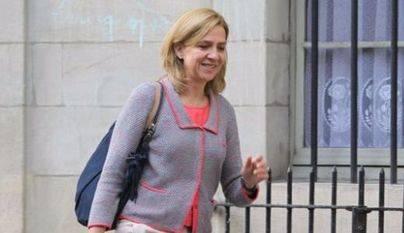 La infanta Cristina se instala en Barcelona a la espera de la decisión judicial sobre Urdangarín