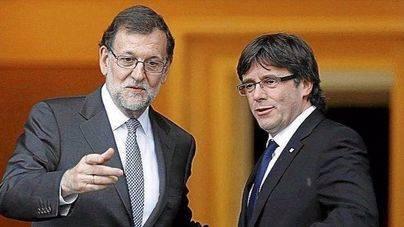 Rajoy y Puigdemont se vieron en secreto en La Moncloa el 11 de enero
