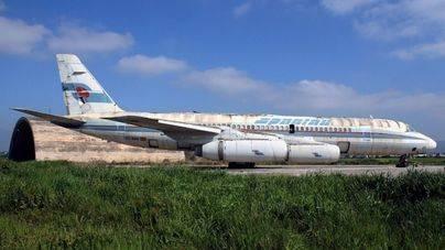 ARCA pide al Consell que restaure el avión 'Coronado'