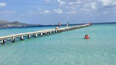 TripAdvisor sitúa la Platja de Muro como la tercera mejor playa de España