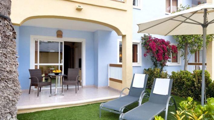 Garden Hotels en el Port d'Alcúdia abierto desde hace 3 semanas