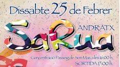 Andratx gana espacio para la Rua de Carnaval que celebra este fin de semana