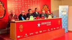 El Real Mallorca vestirá de amarillo en homenaje al primer ascenso en 1960