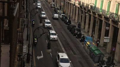 ACOTUR se alinea con los taxistas en el conflicto por los buses desde Son Sant Joan a zonas turísticas