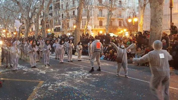 Cort repartirá 2.400 € en premios en la Rua