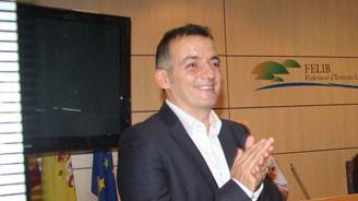 Joan Carles Verd, presidente de la FELIB