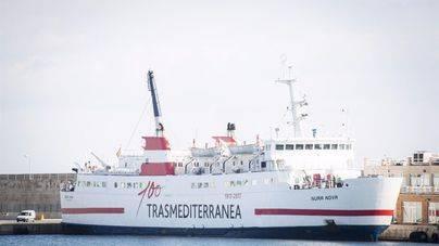 El buque 'Nura Nova' ha comenzado a operar