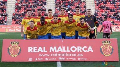 El Mallorca se desploma y pierde 1-4 ante el Tenerife