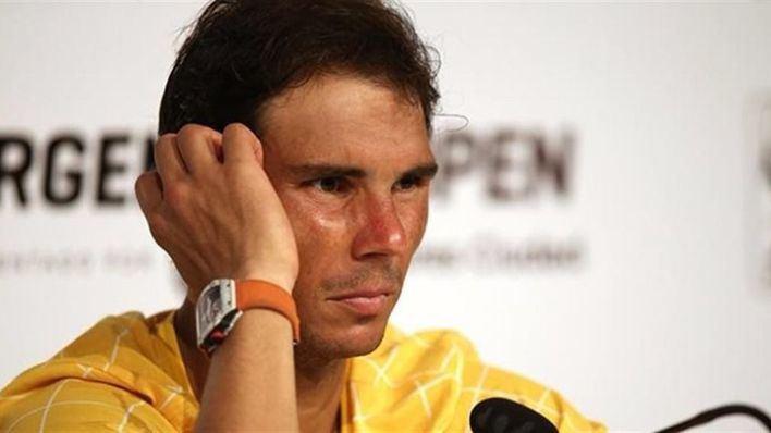 Rafa Nadal respeta la decisión de su tío y entrenador