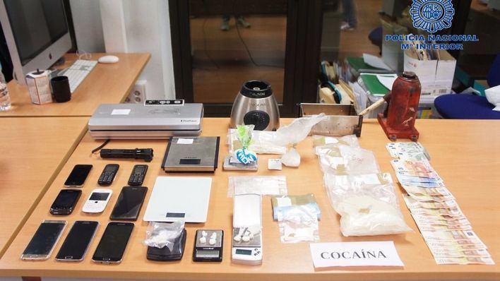 Piden entre tres y seis años de prisión para seis acusados por tráfico de drogas en Palma