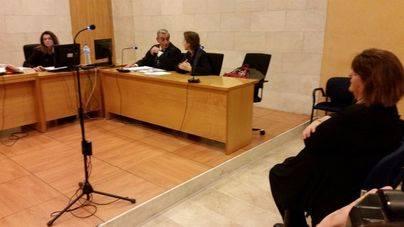 Huertas y Podem se verán de nuevo ante la jueza el 23 de marzo