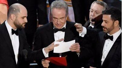 Los últimos Oscar marcaron su audiencia más baja en 9 años