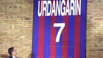 El Barcelona no descolgará la camiseta de Urdangarin del Palau Blaugrana