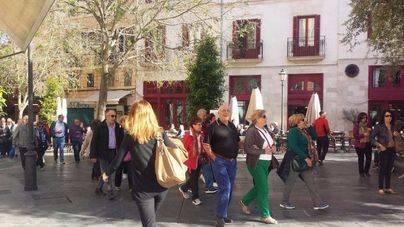 Balears alarga la temporada turística y suma un 4,6 por ciento más de visitantes extranjeros en enero