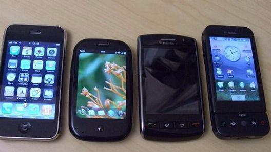Los falsificadores de móviles consiguen colocar 184 millones de unidades