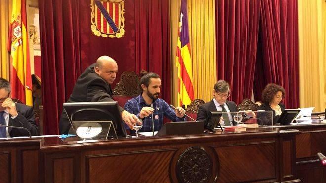 El Parlament balear es el tercero menos transparente de España