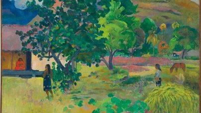 Te Fare (La maison) de Gauguin alcanza los 23,8 millones de euros