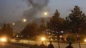 Varios heridos tras una gran explosión en Kabul