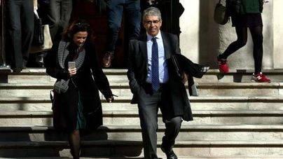 El fiscal mantiene los 9 años de inhabilitación para Homs