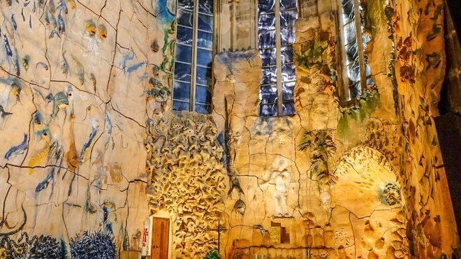 La UIB debate en la Catedral sobre la obra de Miquel Barceló